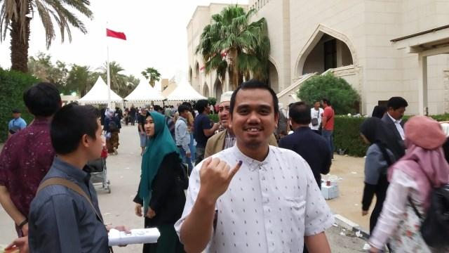 Pemilu di KBRI Riyadh, Arab Saudi