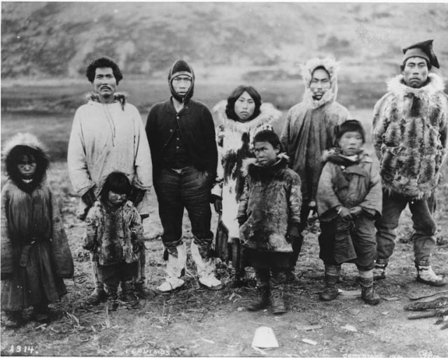 Tradisi Berbagi Istri, Cara Pria Eskimo Agar Wanita Tak Kesepian (50938)
