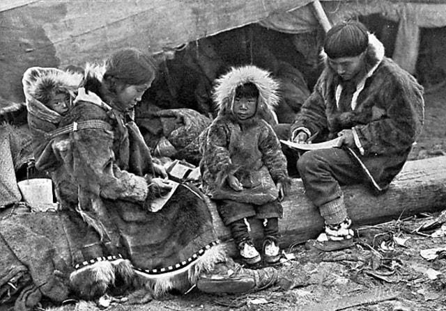 Tradisi Berbagi Istri, Cara Pria Eskimo Agar Wanita Tak Kesepian (50940)