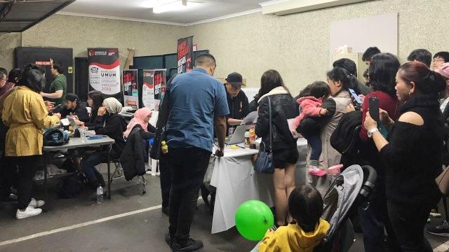 KJRI Melbourne, perpanjang waktu pemilihan