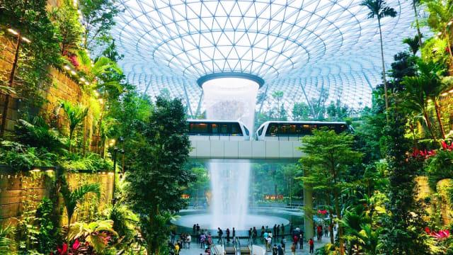 Hebat! Bandara Soekarno-Hatta Jadi 1 dari 10 Bandara LCC Terbaik Dunia (117649)