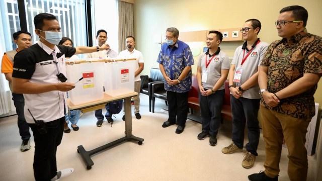 National University Hospital, Singapura, Ibu Ani Yudhoyono