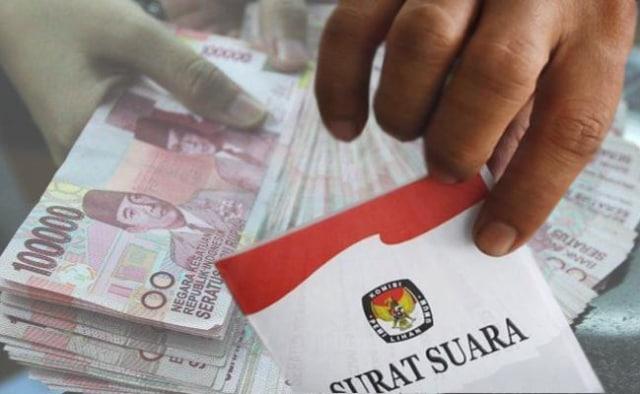 Diduga Lakukan Politik Uang, Seorang Timses Caleg di Sumsel Ditangkap (73650)