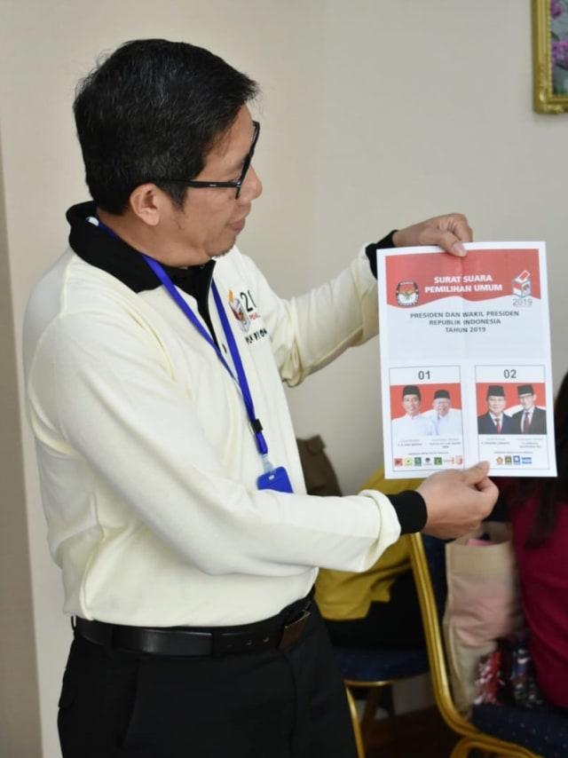 Penyelenggaraan Pemilu 2019 di Korea Utara (NOT COVER)