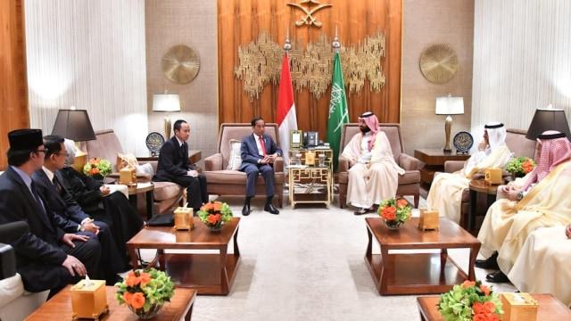 Moeldoko: Jokowi Minta Arab Saudi Prioritaskan Kuota Haji Indonesia (260984)