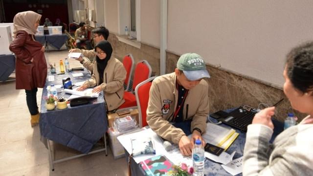 Pemilu di Ankara, Turki
