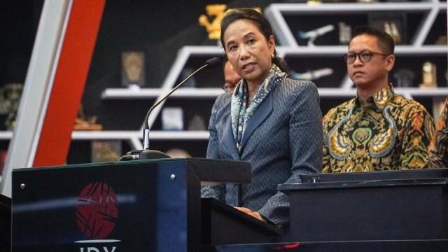 Menteri BUMN Rini Soemarno, KIK DINFRA oleh PT Jasa Marga (Persero) Tbk