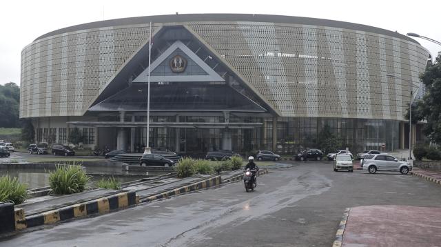 Gedung Rektorat Universitas Padjadjaran