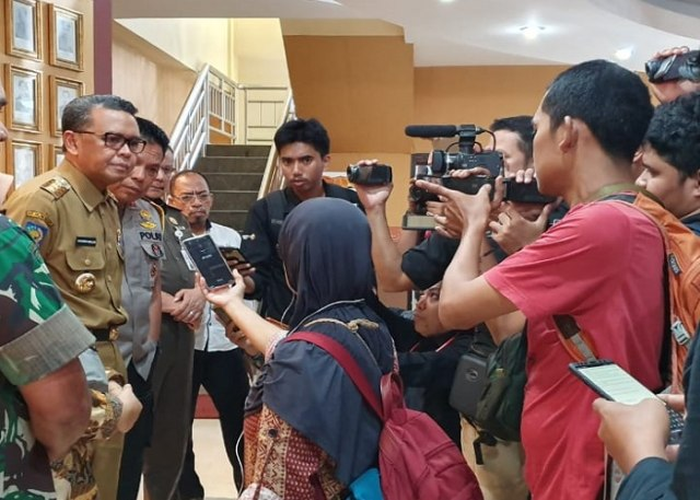Pemprov Umumkan 14 Nama Calon Penjabat Wali Kota Makassar  (1263977)