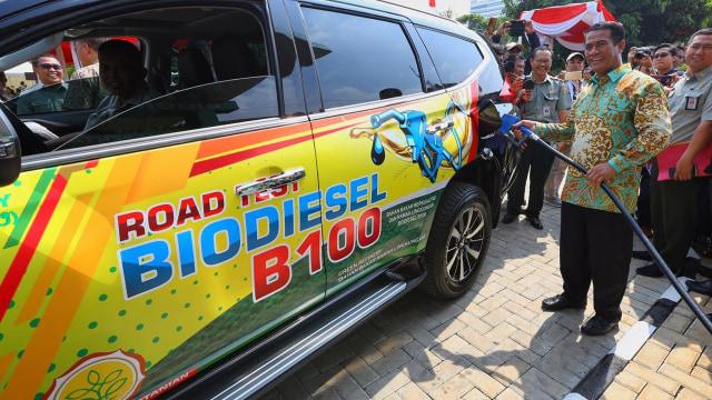 BBM Diesel B30, B100 dan D100, Apa Saja Perbedaannya? (1117072)