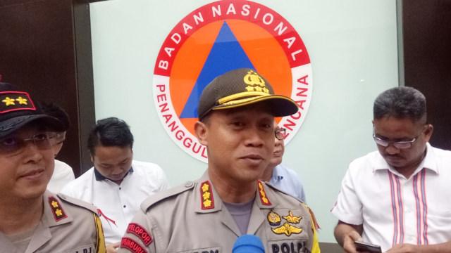 Polisi Tangkap Dua Penipu Bermodus Pengadaan Tenda di BNPB (239567)