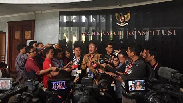 Denny JA, Mahkamah Konstitusi