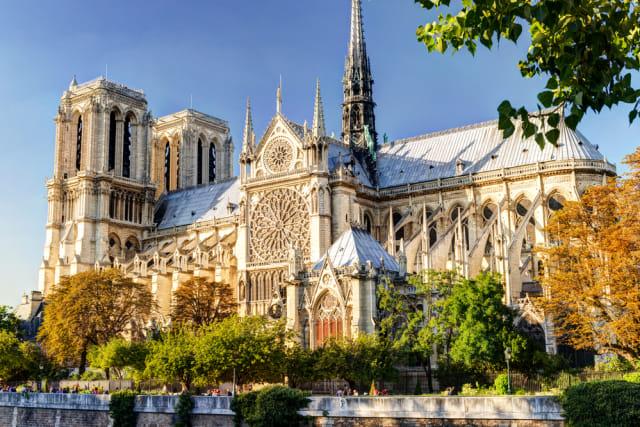 Ruang Bawah Tanah Katedral Notre Dame Kembali Dibuka untuk Wisatawan (81184)