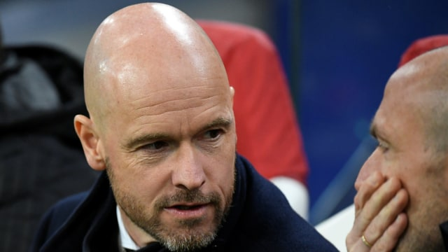 Ten Hag: Ajax Takkan Beri Perlakuan Spesial kepada Ronaldo (75770)