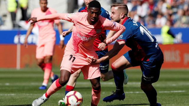 Valverde: Kondisi Messi Sempurna (186277)