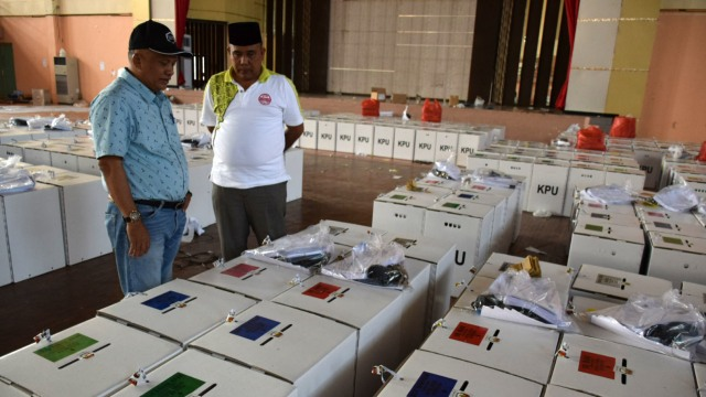Pemilu 2019: Palagan Terakhir Partai Lokal (61823)