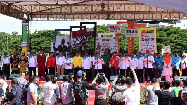 Pemilu 2019: Palagan Terakhir Partai Lokal (61825)