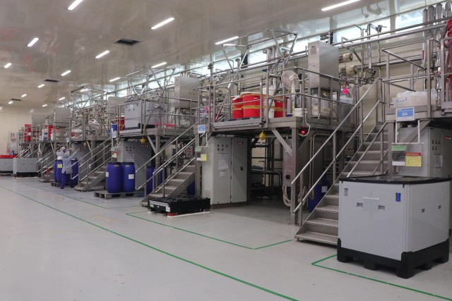 Pabrik PT Paragon Technology & Innovation Wardah