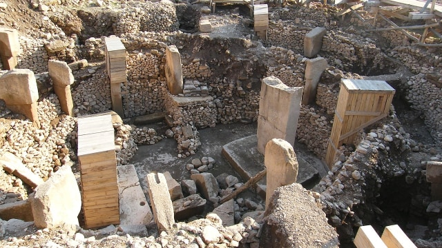 Turki Punya Kuil yang Berusia 6000 Tahun Lebih Tua dari Stonehenge (1)