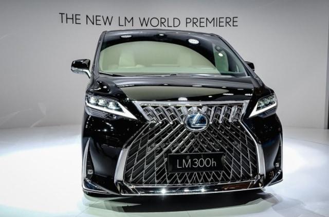 Masuk Indonesia Awal 2020 Kasta Lexus Lm350 Lebih Tinggi Dari Alphard Kumparan Com