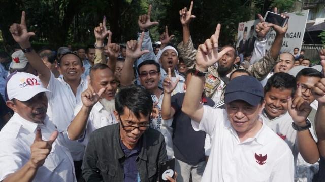 Kala Prabowo Deklarasikan Kemenangan 4 Kali (220019)