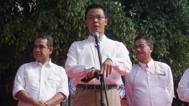 Direktur Kampanye BPN, Sugiono