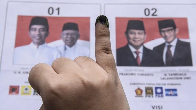 3,1 Juta Cuitan Pemilu 2019 Ramaikan Twitter di Hari Pencoblosan (795496)