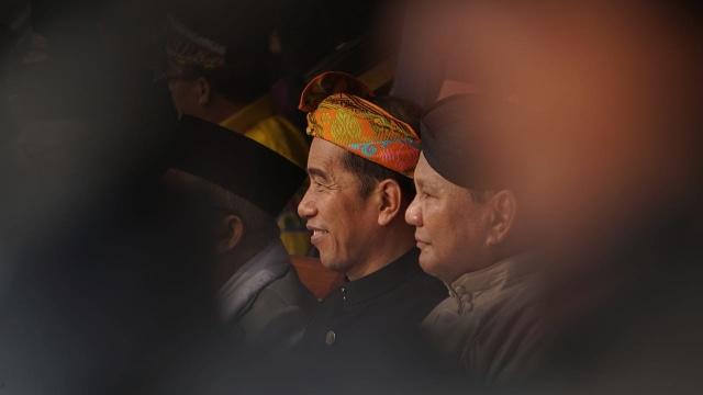Kilas Balik, Calon Presiden, Calon Wakil Presiden, Pemilu 2019