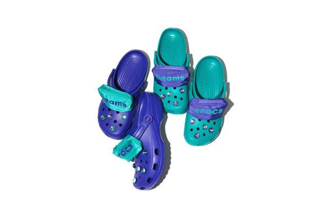 Koleksi BEAMS x Crocs