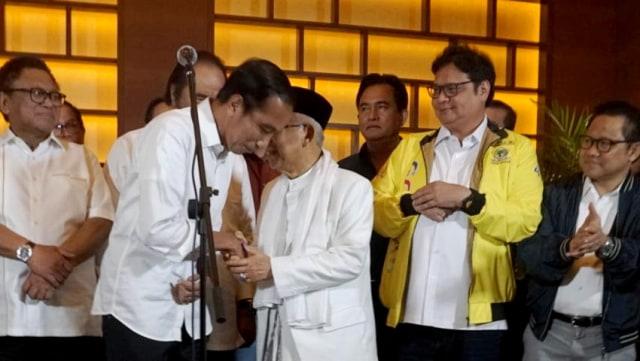 Calon Presiden Nomor Urut 01, Joko Widodo dan Ma'ruf Amin, Djakarta Theater