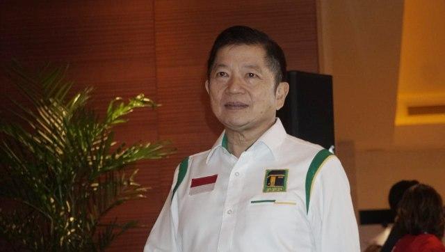 Suharso Monoarfa Terpilih Secara Aklamasi Jadi Ketum PPP Periode 2021-2026 (6032)