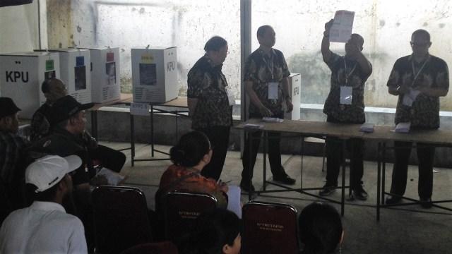 Surat Suara Tertukar di Jabar, KPUD Tunggu Rekomendasi Bawaslu  (27461)