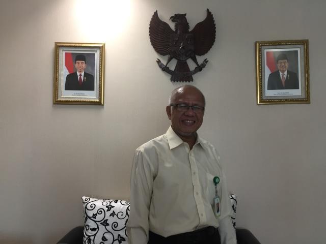 Direktur P2P Masalah Kesehatan Jiwa dan Napza, dr. Fidiansjah