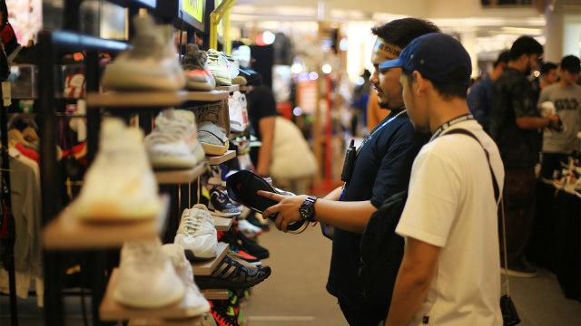 Geliat Sneaker Lokal di Pasar Nasional (11113)