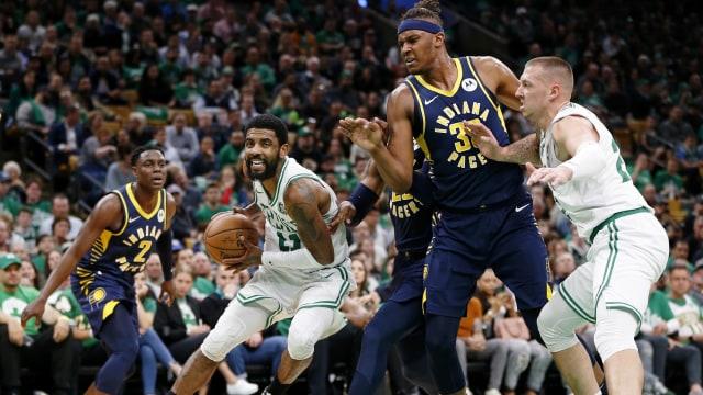 Celtics vs Pacers