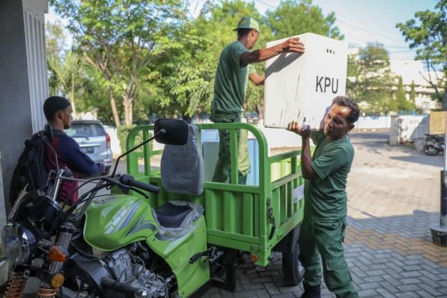 Kotak Suara di Banda Aceh Mulai Bergeser dari PPS ke PPK (1).JPG