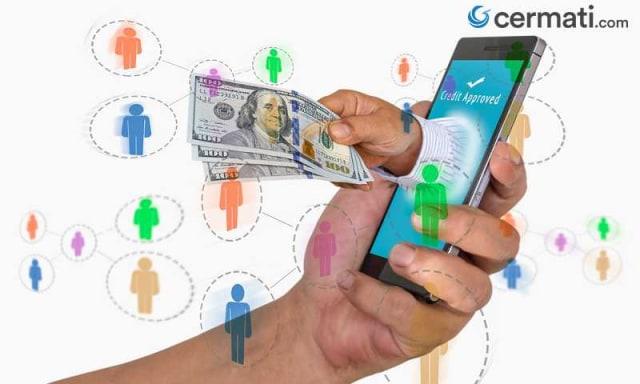 Jangan Asal Pinjam Uang Online Pilih Fintech Resmi Di Ojk Dan