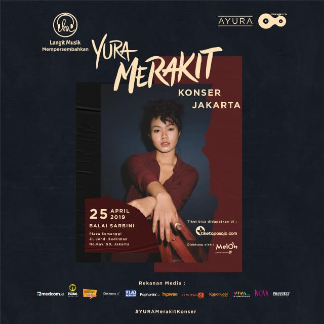 (NOT COVER) Yura Yunita, Merakit