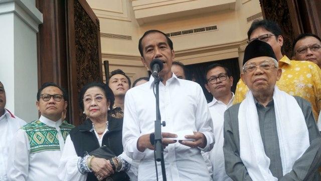 Jokowi Kirim Utusan ke Prabowo: Agar Bisa Berkomunikasi (77453)