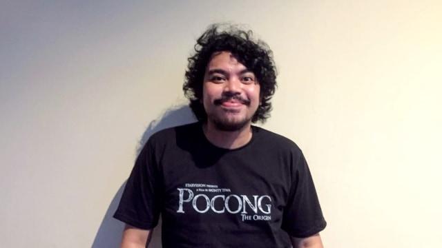 Jokes Ananta Rispo di Karnaval Kemerdekaan: Panjat Pinang Jadi Panjat Sosial (10325)