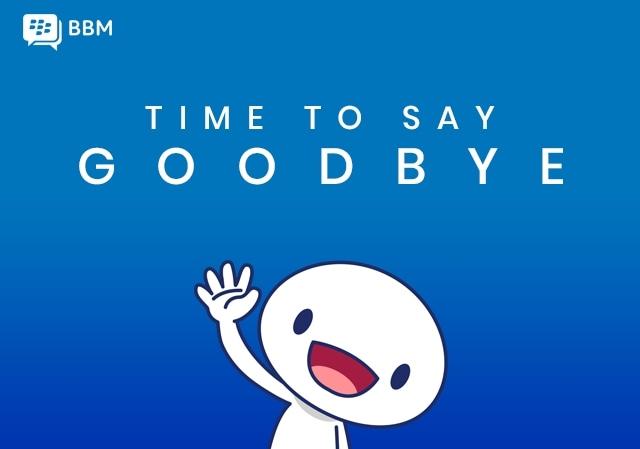 Hari Ini Resmi Tutup, Selamat Tinggal BlackBerry Messenger (7039)