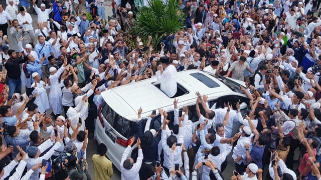 Kala Prabowo Deklarasikan Kemenangan 4 Kali (220025)