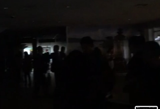 Kebakaran Terjadi di Terminal Domestik Bandara Ngurah Rai (803919)