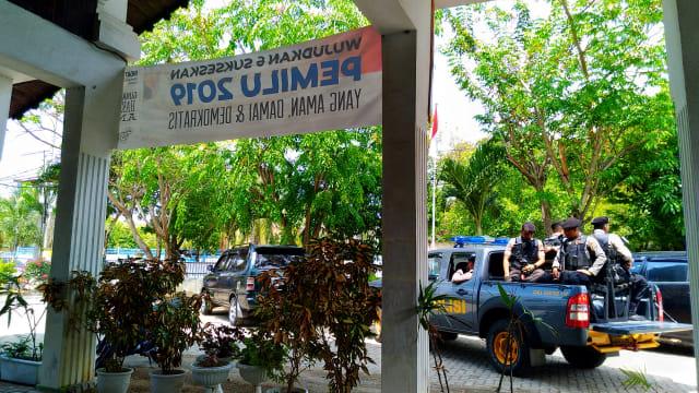 Suasana Rekap Suara Tingkat Kecamatan di Banda Aceh 1.jpg