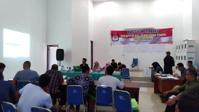 Suasana Rekap Suara Tingkat Kecamatan di Banda Aceh 6.jpg