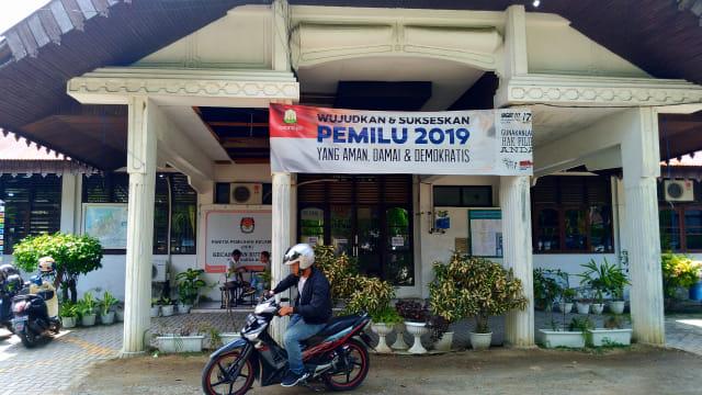 Suasana Rekap Suara Tingkat Kecamatan di Banda Aceh 2.jpg