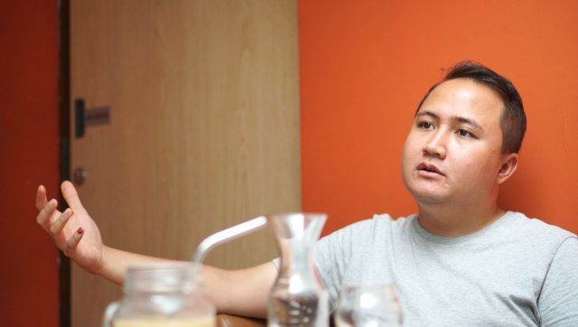 Kevindra Prianto Soemantri, penulis kuliner.