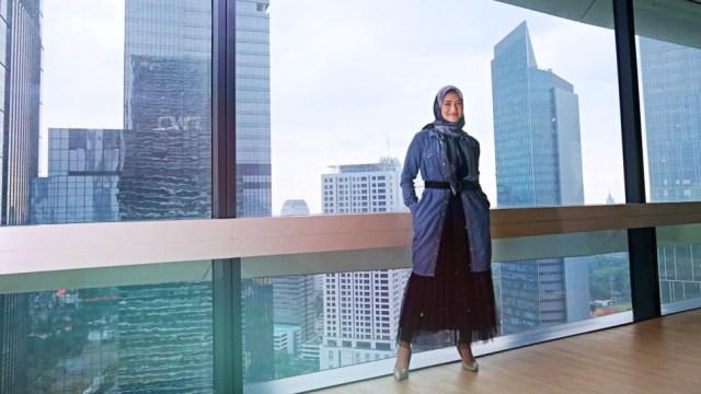 Angkie Yudistia, Difable Womanpreneur, Pendiri Thisable Enterprise.