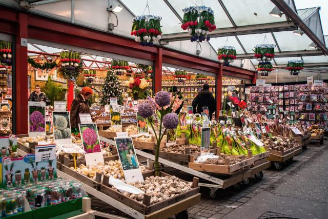 Satu-satunya Pasar Bunga Terapung di Belanda Tutup (14644)