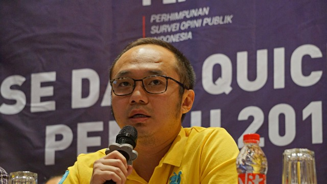 LIPSUS, Gusar Prabowo, Yunarto Wijaya,  Expose Data Quick Count Pemilu 2019